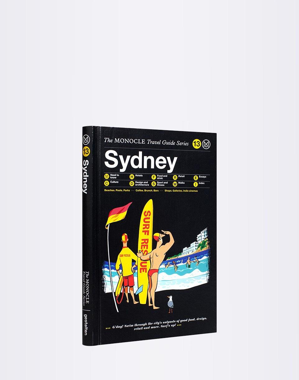 Gestalten Sydney: The Monocle Travel Guide Series