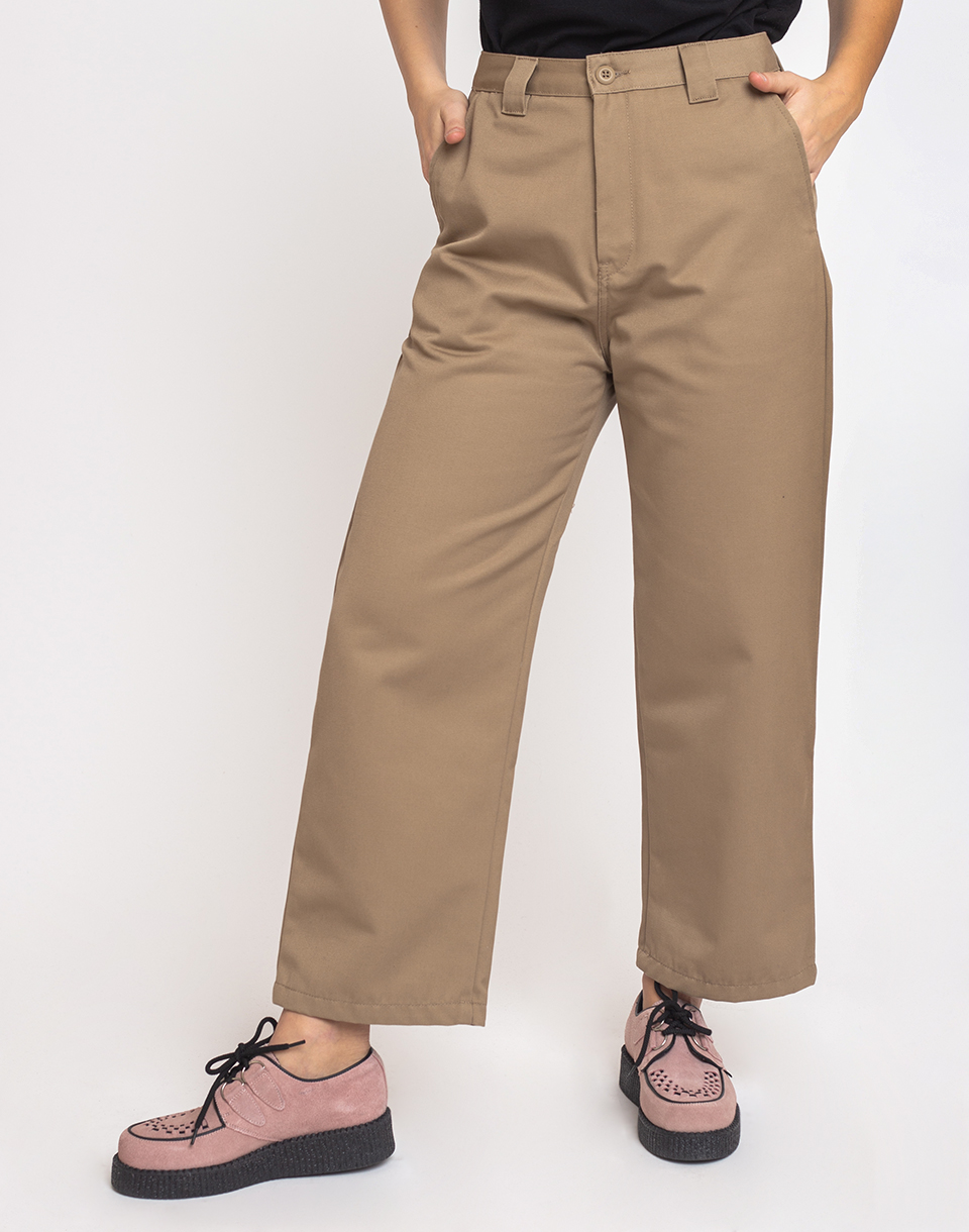 Carhartt WIP Great Master Pant Leather rinsed 27