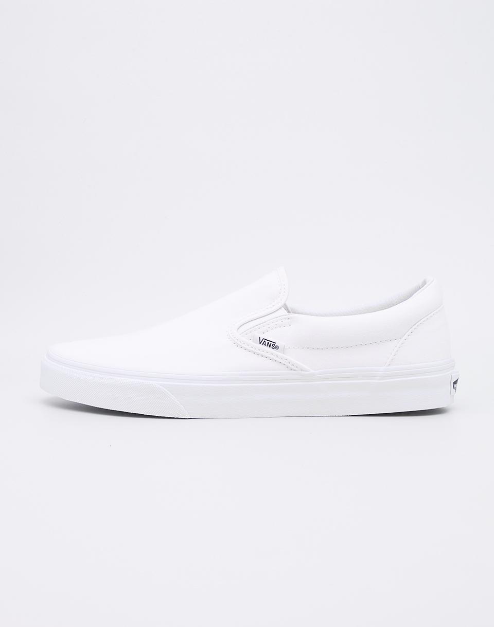 Vans Classic Slip-On True White 45