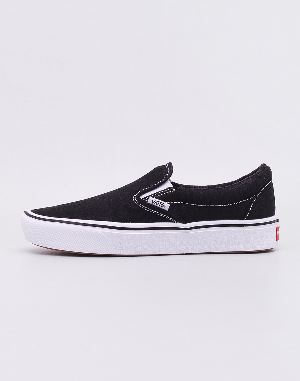 Vans ComfyCush Slip-On Black/ True White 40,5