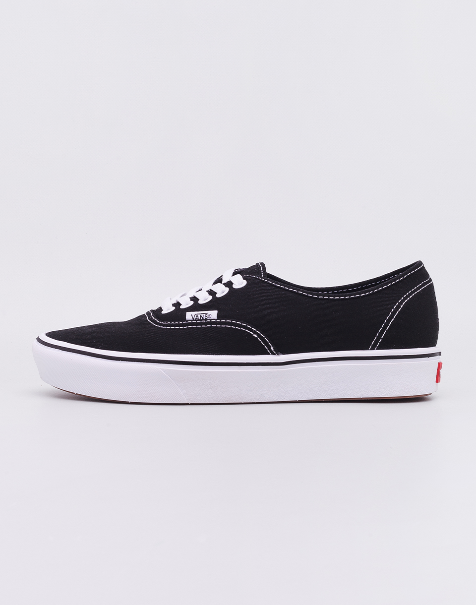 Vans ComfyCush Authentic Black/ True White 38