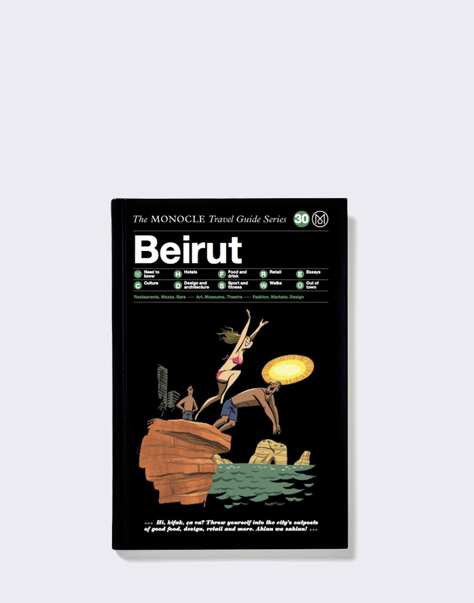 Gestalten Beirut: The Monocle Travel Guide Series
