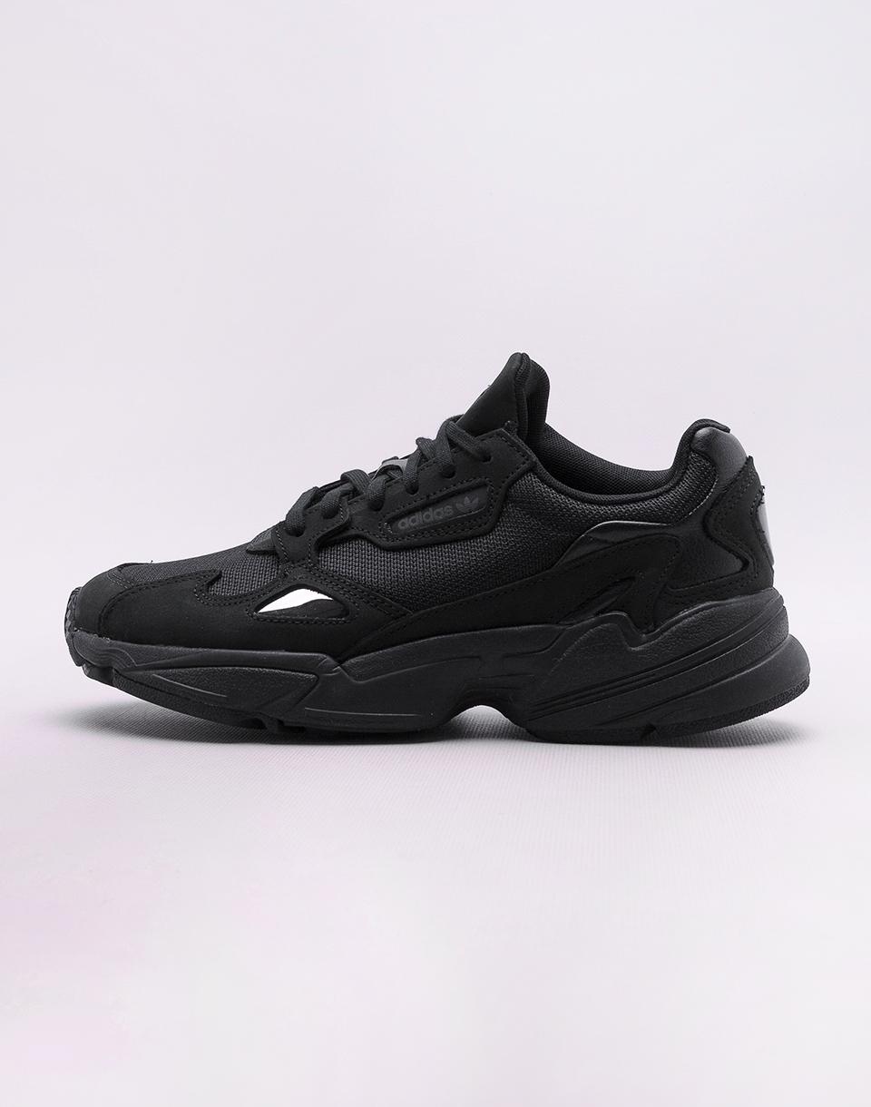 adidas Originals Falcon Core Black / Grey Five 36