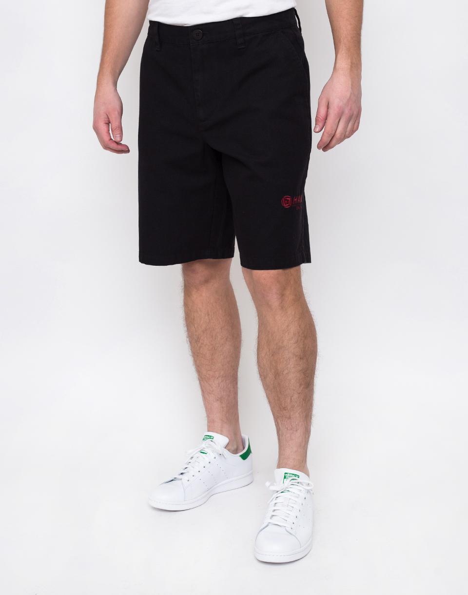 Han Kjøbenhavn Canvas Suit Shorts Black S