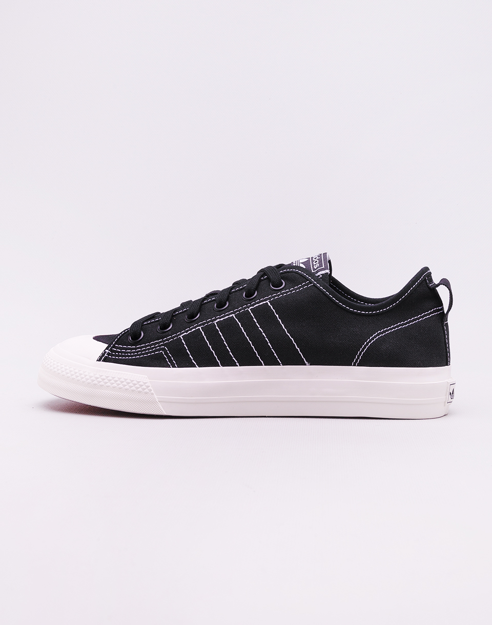 adidas Originals Nizza RF Core Black/ Footwear White/ Off White 42