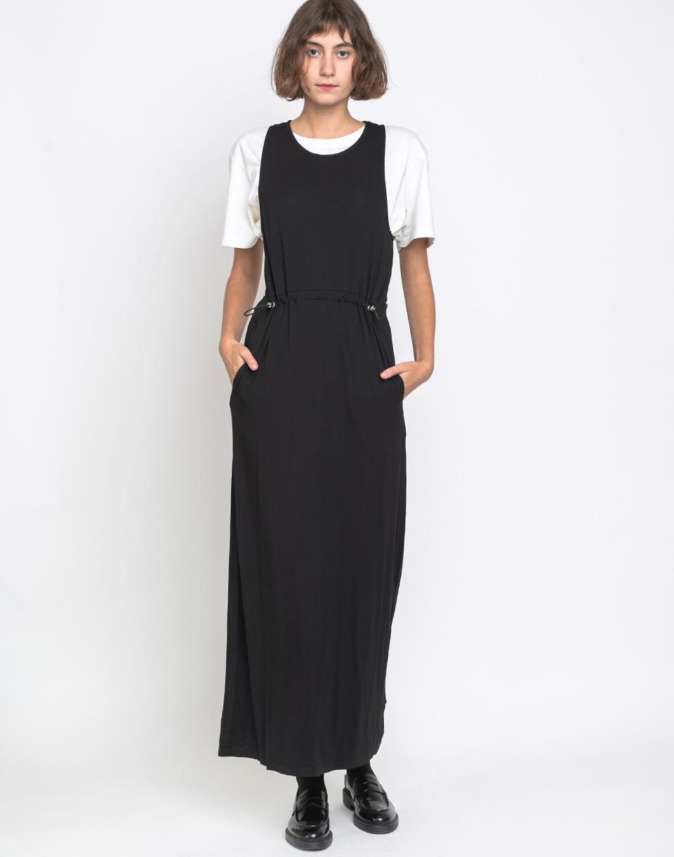 Dr. Denim Day Dress Black L