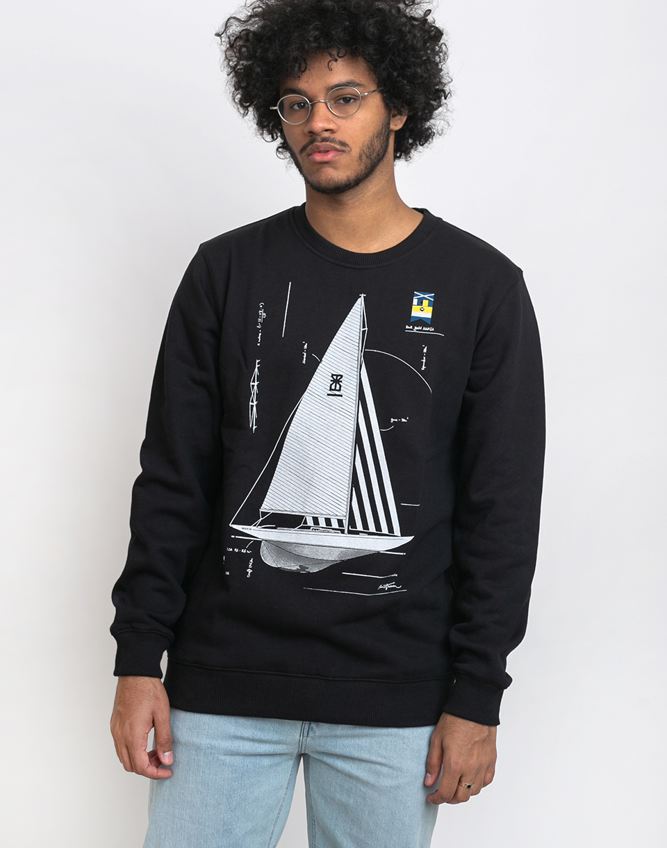 Makia Genoa Sweatshirt black M