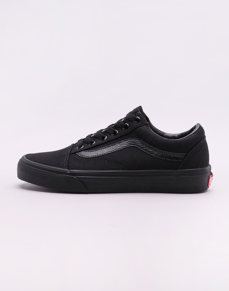 Vans Old Skool Black/Black 44