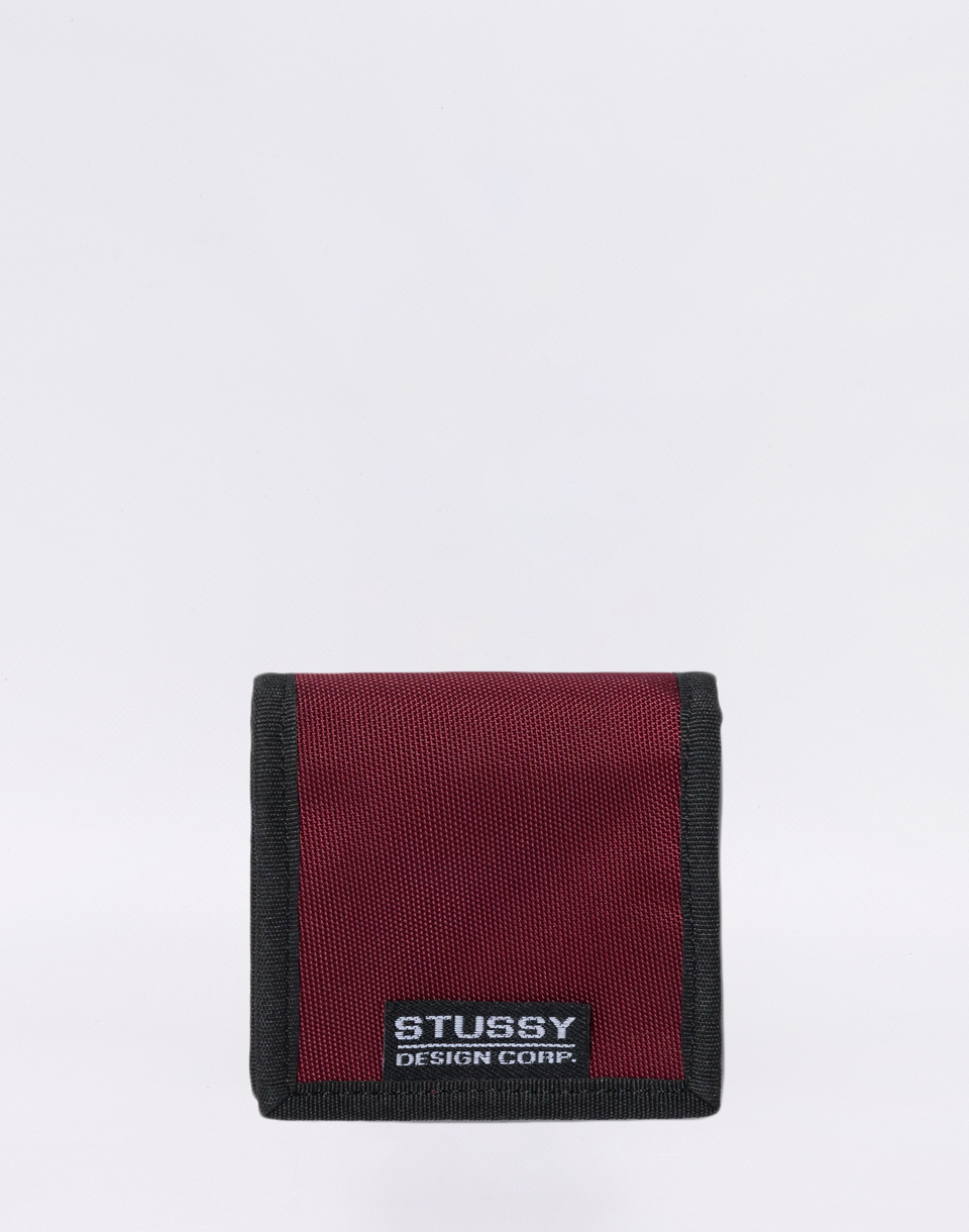 Stüssy Box Coin Pouch rose