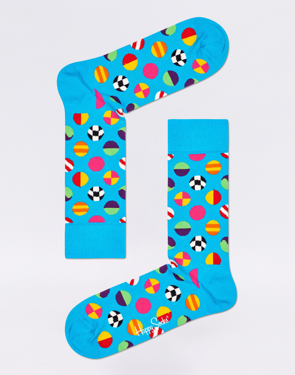 Happy Socks Clashing Dot CLD01-6700 41-46