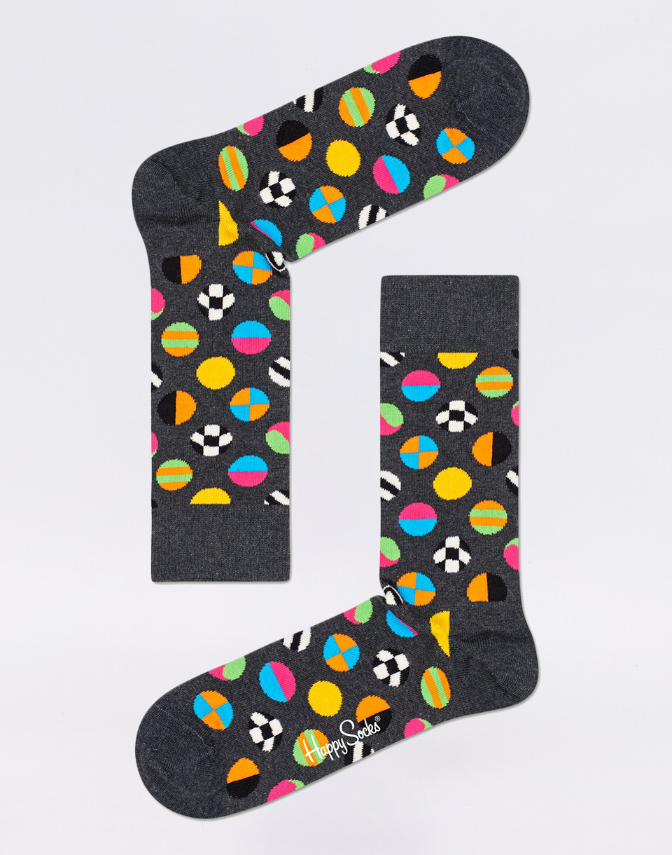 Happy Socks Clashing Dot CLD01-9700 41-46