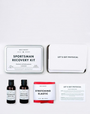 Men's Society - Sportsman Recovery Kit
