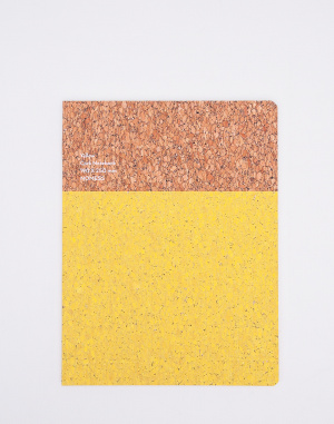 Nomess - Cork Notebook L
