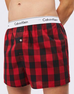 Trenírky Calvin Klein Boxer Slim 2PK