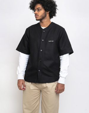 North Hill - Wool Baseball Jersey
