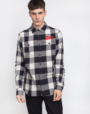Deus Ex Machina - Service Check Shirt