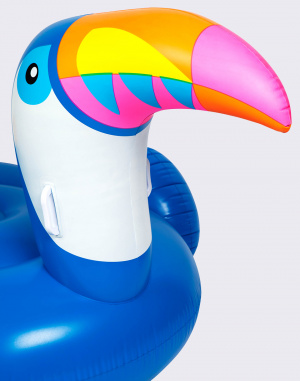 Sunnylife - Luxe Ride-On Float Toucan