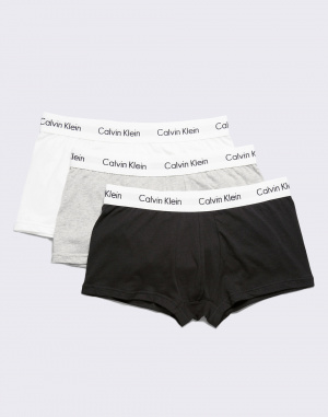 Calvin Klein - 3P Low Rise Trunk