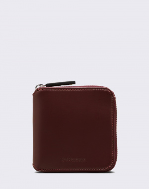 Dr. Martens - Leather Zip Wallet
