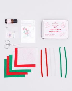 Men's Society - DIY Christmas Sweater Kit