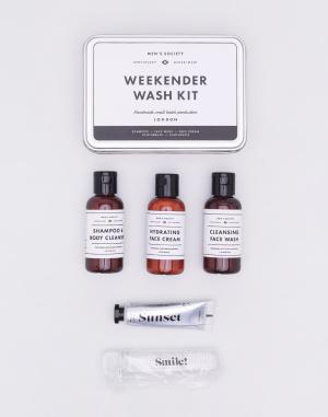 Men's Society - Weekender Set