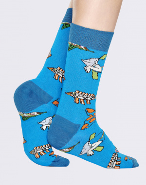 Happy Socks - The Beatles Fish & Whales