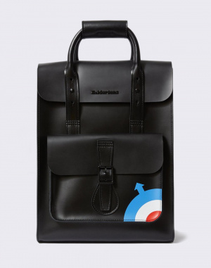 Dr. Martens - The Who Small Leather Backpack