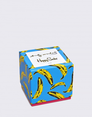 Happy Socks - Andy Warhol Box Set