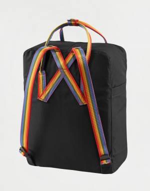 Mestský batoh Fjällräven Kanken Rainbow