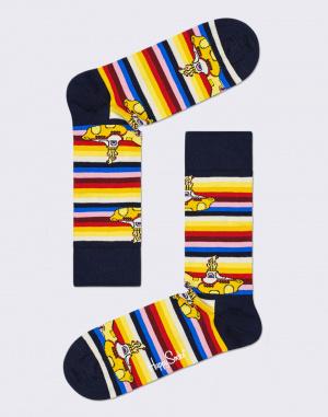 Ponožky Happy Socks Beatles All On Board