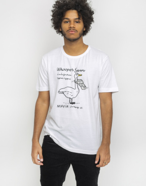 Makia - Whooper T-Shirt Recycled