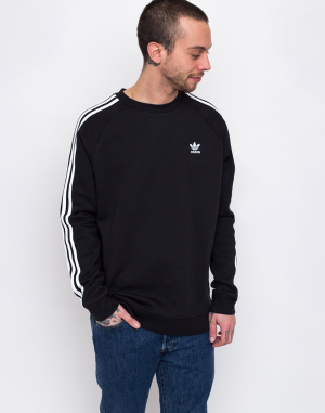 Mikina adidas Originals 3-Stripes Crew