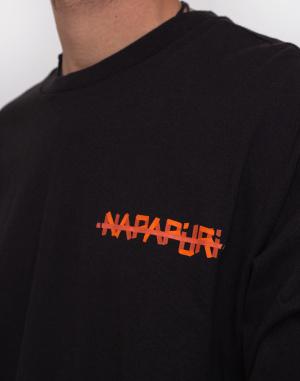 Tričko Napapijri Solt Ls