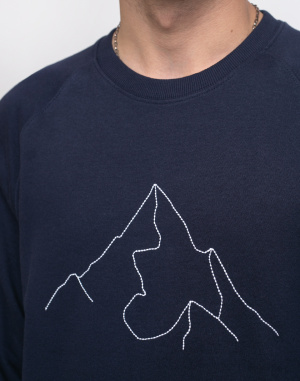 Dedicated - Sweatshirt Malmoe Mountain