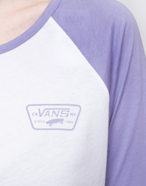 Vans - Full Patch LS Raglan