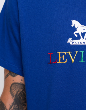 Tričko Levi's® 2 Horse Graphic Tee