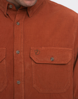 Fjällräven - Övik Cord Shirt