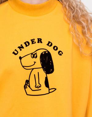 Lazy Oaf - Underdog Long Sleeve Top