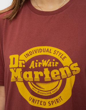 Dr. Martens - Lock Up Logo T-Shirt