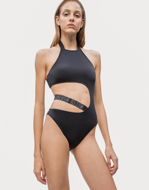 Calvin Klein - Side Scoop One Piece
