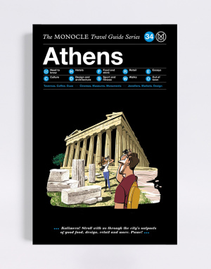 Gestalten - Athens: The Monocle Travel Guide Series