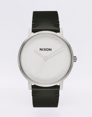 Hodinky Nixon Porter Leather