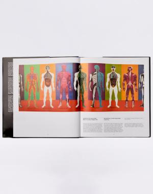 Kniha Phaidon Anatomy: Exploring the Human Body