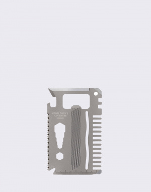W & W - Credit Card Tool Titanium Finish
