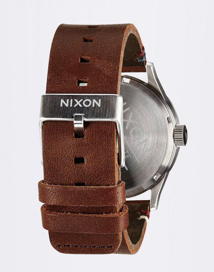 Hodinky - Nixon - Sentry Leather