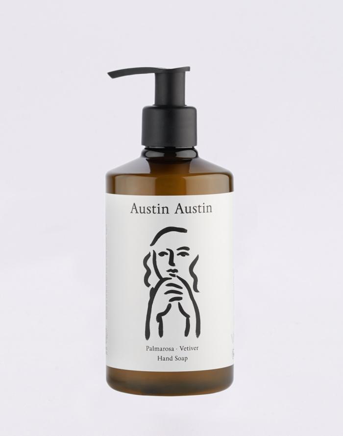 Kozmetika Austin Austin Palmarosa & Vetiver Hand Soap
