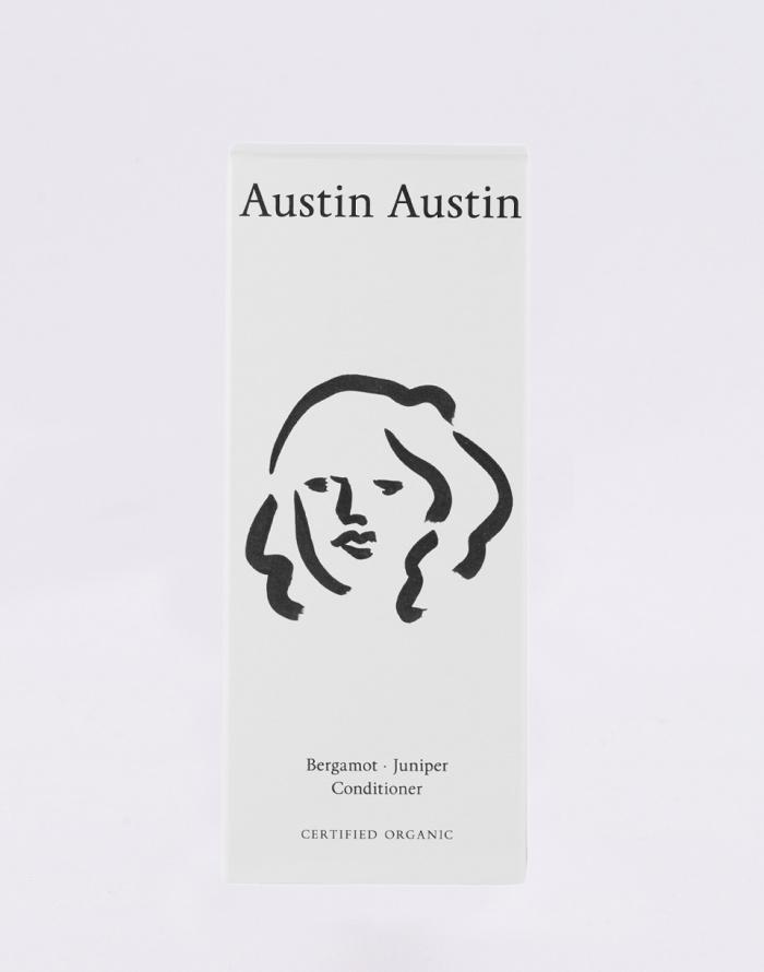 Kozmetika Austin Austin Bergamot & Juniper Conditioner