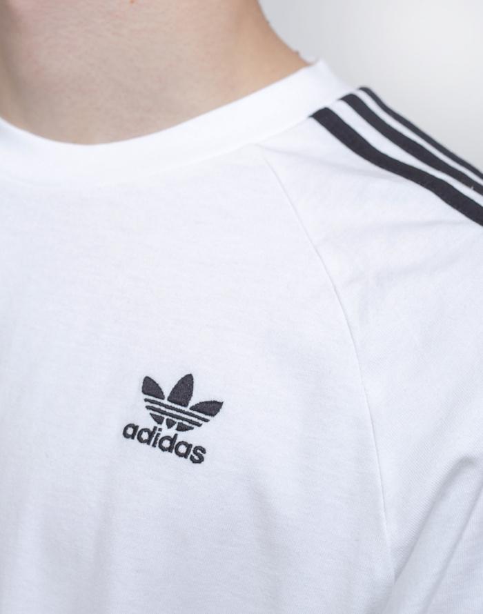 Tričko - adidas Originals - 3 Stripes LS Tee