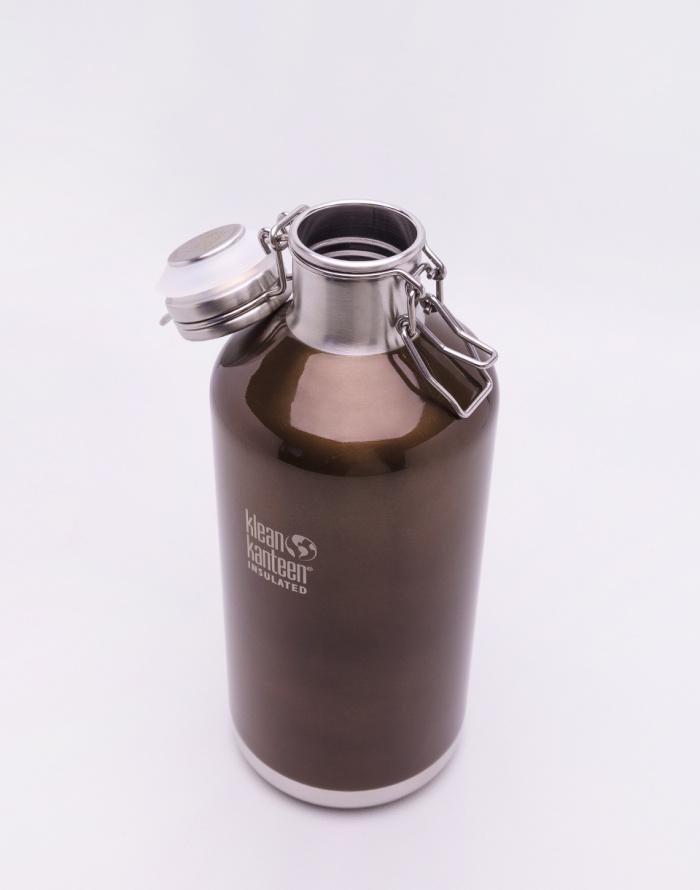 Fľaša na pitie Klean Kanteen Insulated Growler 1900 ml