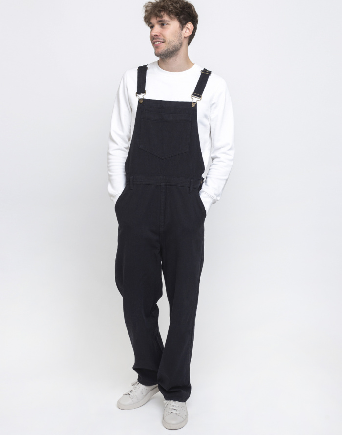 Nohavice Lazy Oaf Dungarees